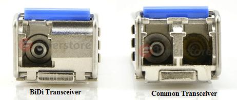 Bidi-transceiver-vs-common-transceiver