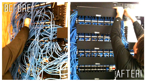 beforeafter cable mangaement