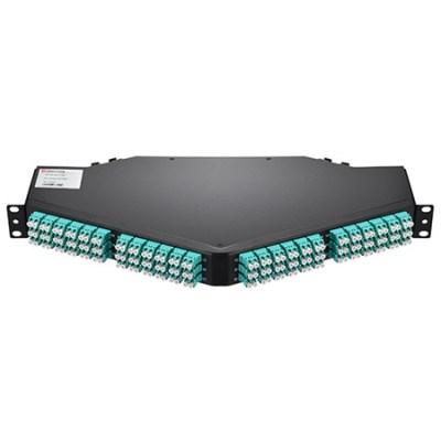 128-fibers-mtp-to-lc-om4-1u-40gb-qsfp-breakout-patch-panel