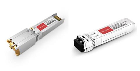 SFP+ 10GBASE-T Vs. 10GBASE-SR