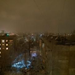 Bishkek bei Nacht