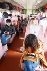 Zugfahrt Kashgar Turpan
