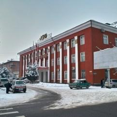 Lenin Straße Osh