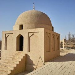 Friedhof des Emin Minaretts in Turpan