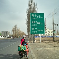 Nächster Halt: Xining!