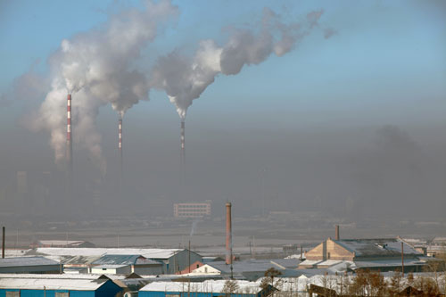 Industries top cause of pollution