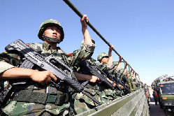 Terrorists behind twin explosions in Xinjiang