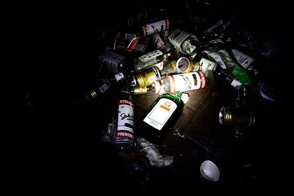 Underground electronic music party busted for drugs in Shenzhen