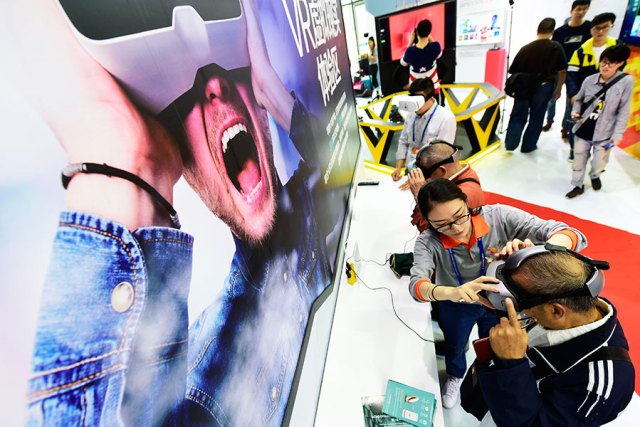 Creative designs at the 10th Hangzhou culture expo