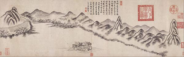 Exhibition on Emperor Qianlong goes to West Lake