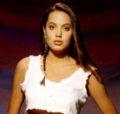 Young Angelina