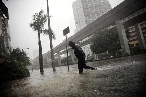 Tackling rising natural disasters
