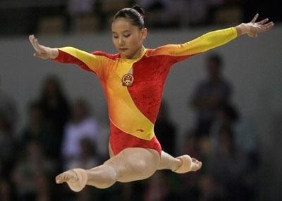 China's Zhang Nan