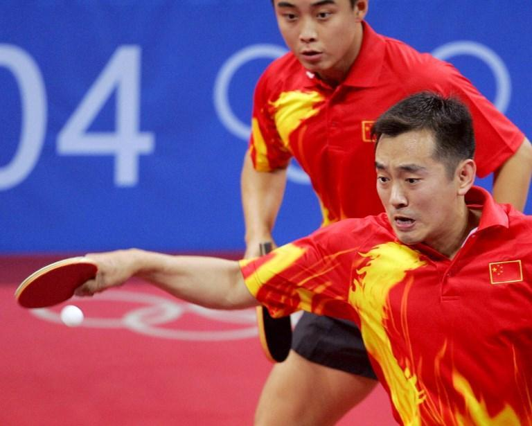 Kong Linghui suspended as Chinese women's table tennis coach   Sports    China Daily