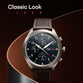Huami Zepp Z presented – Noble Smartwatch from Amazfit for 350 €