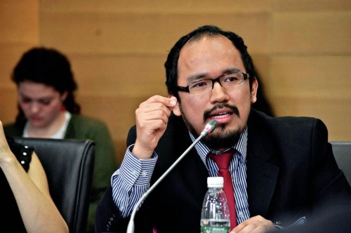 José Carlos Feliciano.