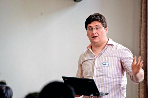 Peter Larrea Parra. 所有图片拍摄者 Weiwei