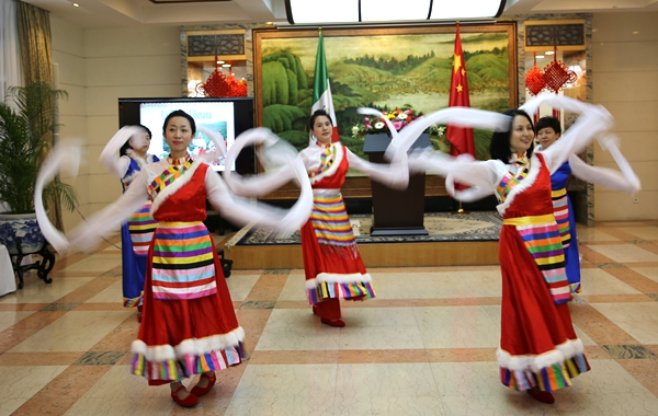 Embajada de China en México organiza el Día de la Cultura China