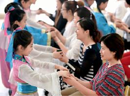 La cultura de la piedad filial en China