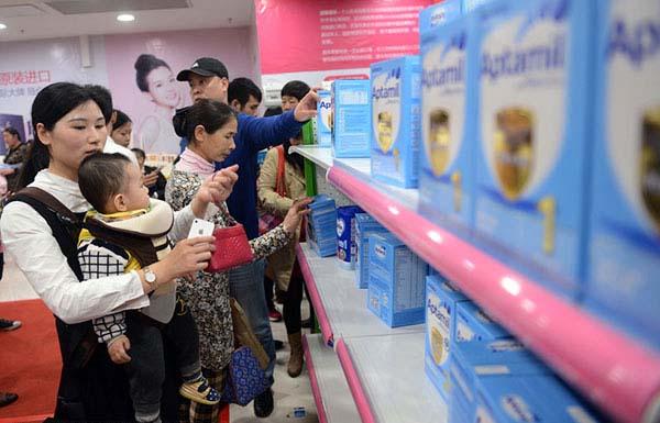 Aumenta la demanda de productos para el embarazo en internet