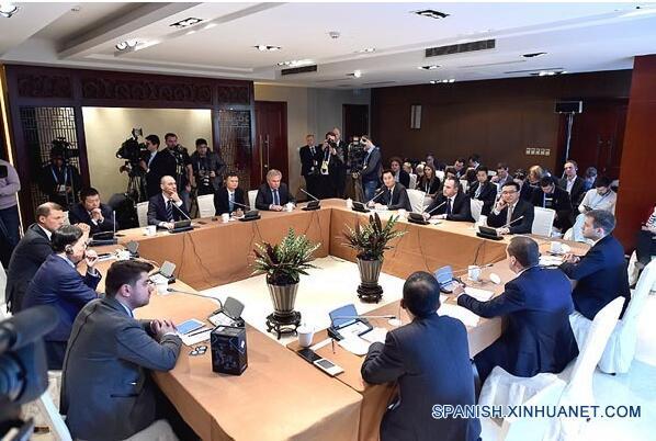 China y Rusia fortalecerán cooperación de comercio electrónico