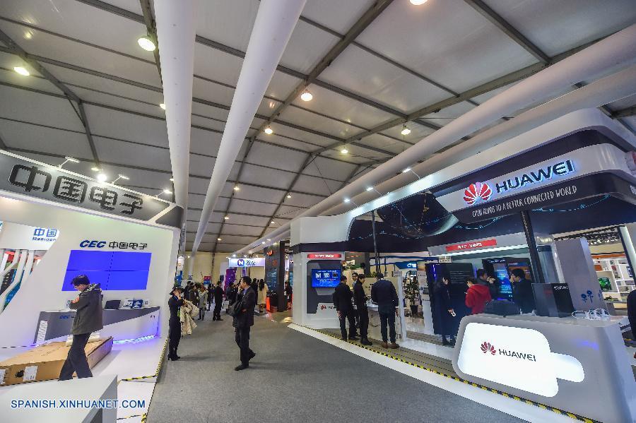 Exposición de internet abre en este de China