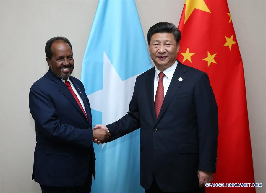 Xi: China apoya con firmeza reconstrucción nacional de Somalia