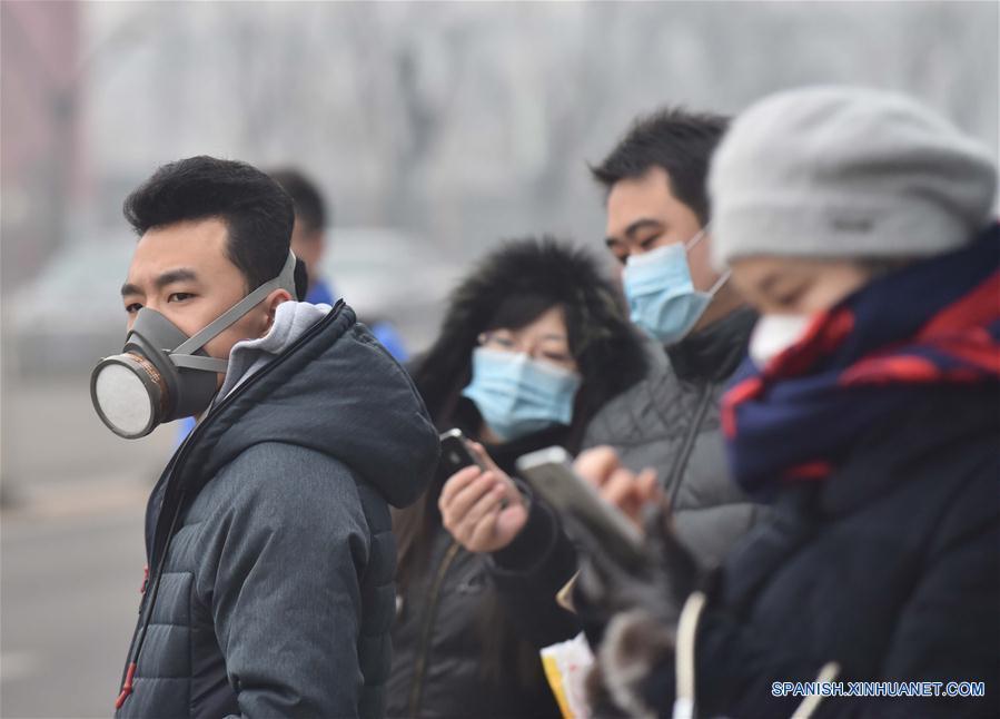 Enfoque de China: Severa contaminación de aire en China provoca compras de pánico de purificadores