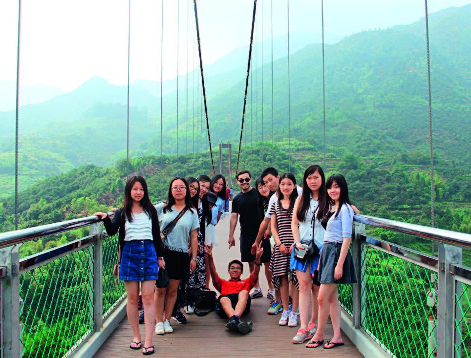 El pueblo más hermoso de China