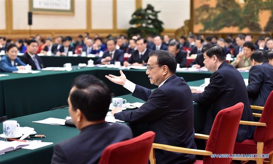 Nuevo ímpetu promoverá crecimiento económico de China: Li Keqiang