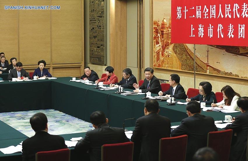 Presidente chino subraya reforma estructural por el lado de la oferta
