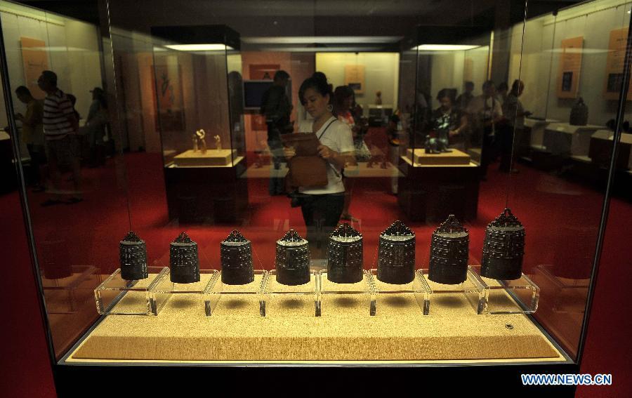 China pide una mejor protección de reliquias culturales