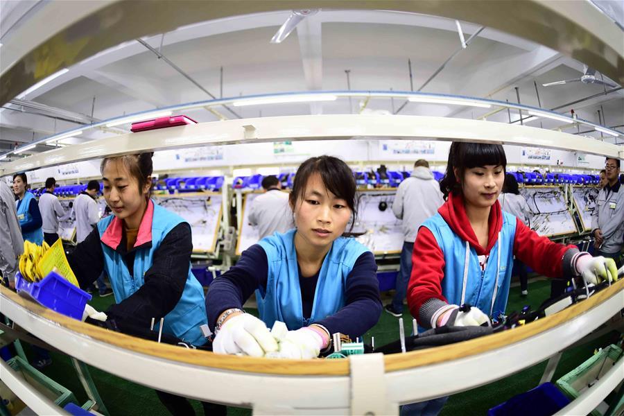 ENFOQUE: Economía china continúa liderando a velocidad media-alta