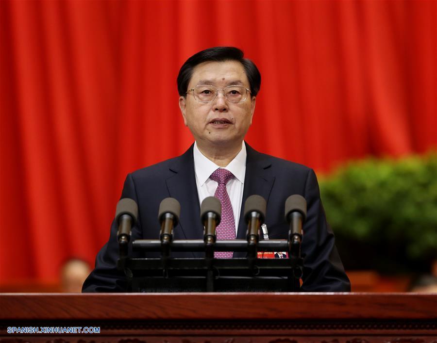 Máximo legislativo china constata cumplimiento efectivo de Constitución