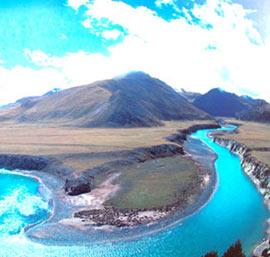 China planea parque nacional para proteger nacimiento de ríos