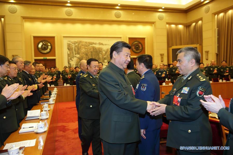 Xi subraya innovación y reforma en actualización de defensa nacional