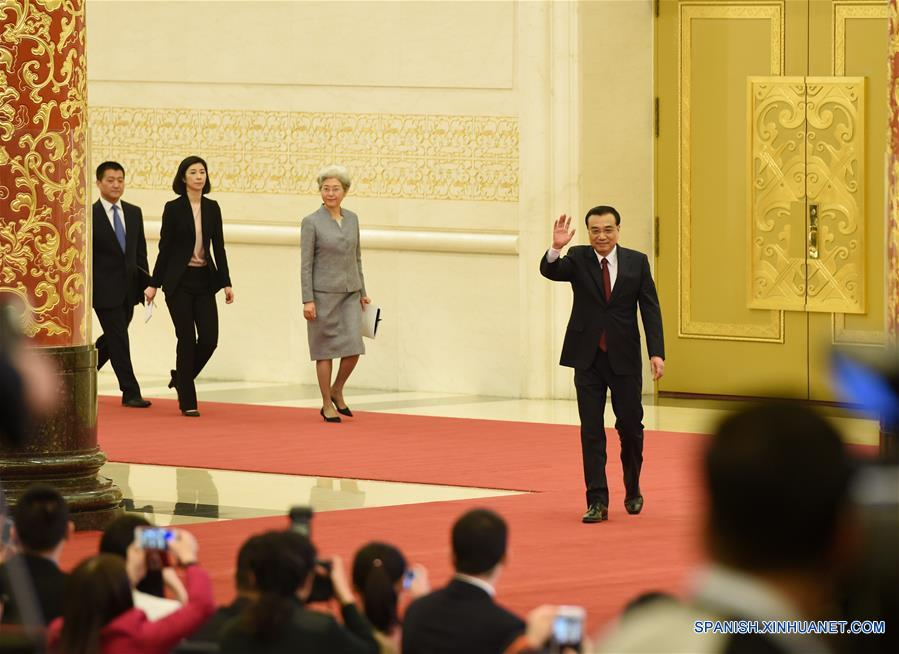 Texto íntegro del informe del premier chino sobre la labor del gobierno