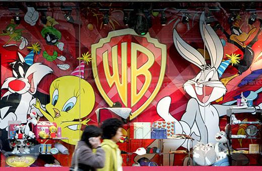 Warner Bros. y socio chino estrenarán 12 películas en dos años