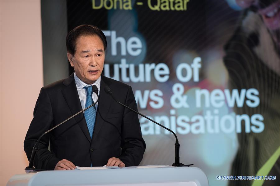 Presidente de Xinhua hace propuestas para promover papel futuro de CMM