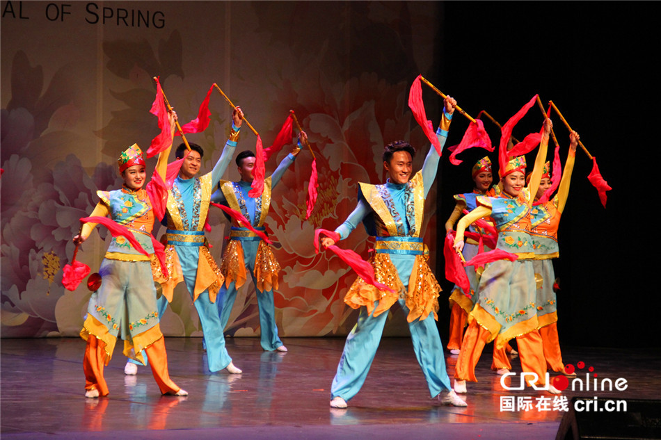 México acoge el espectáculo 'Culturas de China, Fiesta de la Primavera'
