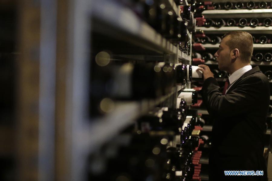 Vinos españoles buscan más presencia en China
