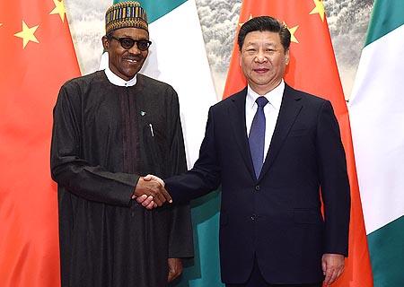 China y Nigeria prometen promover relaciones estratégicas