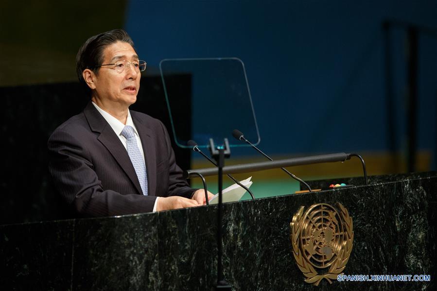 Consejero de Estado chino pide asociación para impulsar control de drogas