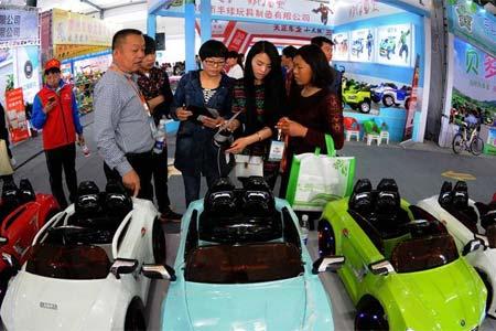 Juguetes chinos mejoran calidad y se popularizan entre clientes de UE