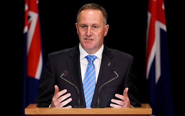 Primer ministro neozelandés inicia su visita de 6 días a China