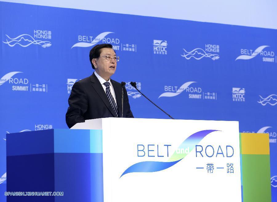 Máximo legislador chino: HK posee ventajas únicas para participación en la iniciativa de la Franja y la Ruta