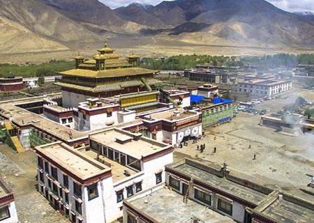 A través de China: Una mejor calidad de vida en Tíbet tras liberación pacífica