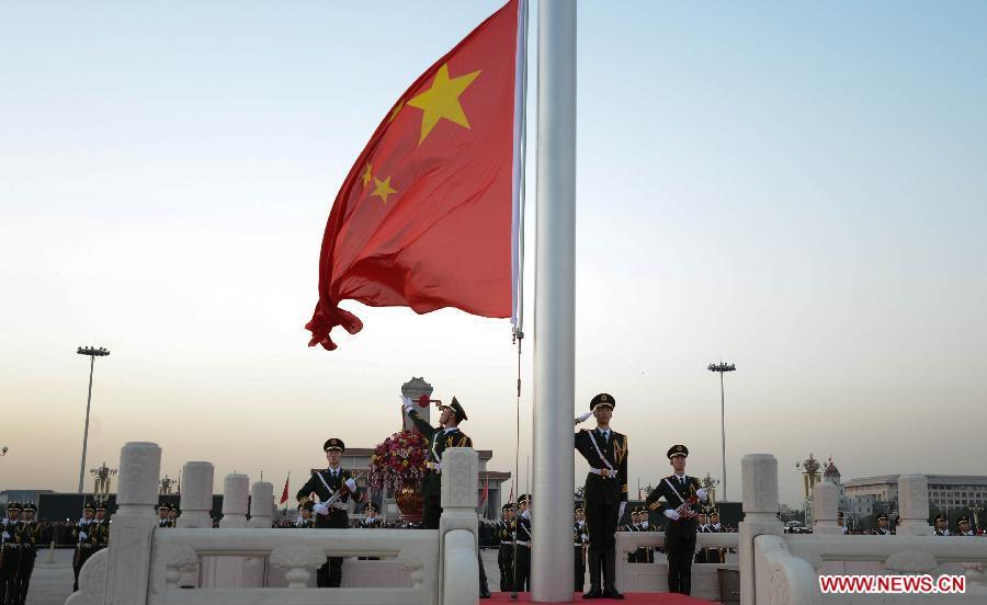 China insta a EEUU a cumplir promesa sobre política de Una China
