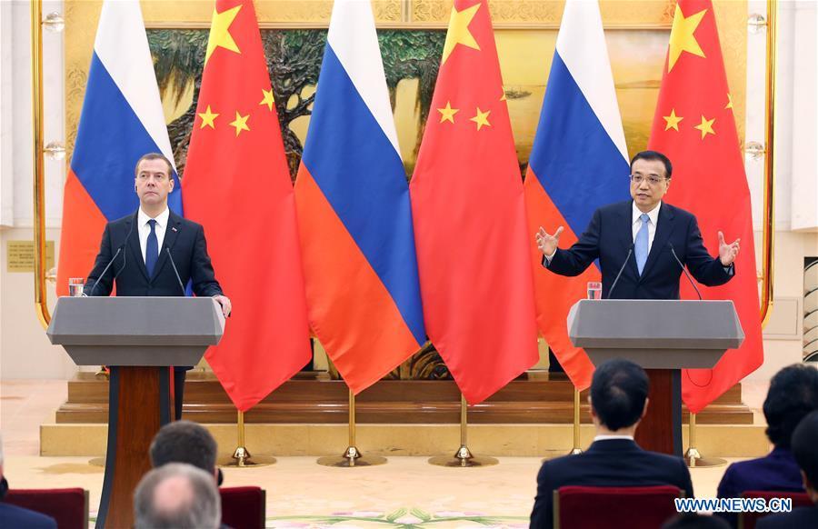 COMENTARIO: Contactos frecuentes de alto nivel consolidan lazos entre China y Rusia