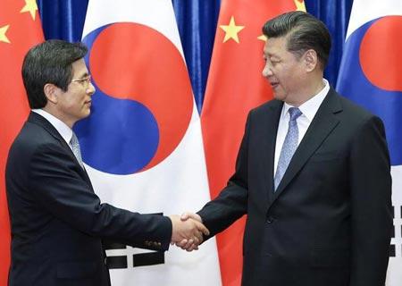 Xi pide cautela sobre sistema de misiles de EEUU en República de Corea